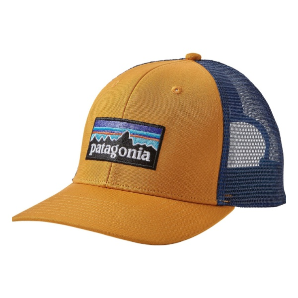 Кепка Patagonia P6 Trucker Hat желтый ALL