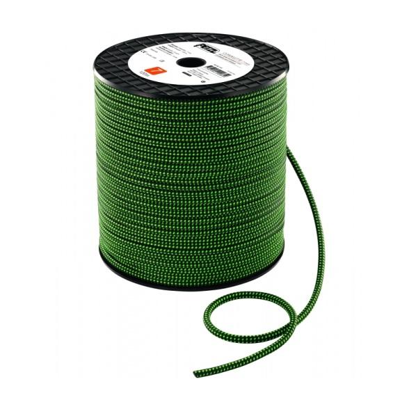 Репшнур Petzl Cordelette 7 мм x 120 м зеленый 120M