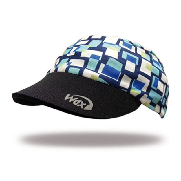 Кепка WDX Coolcap Square blue детская