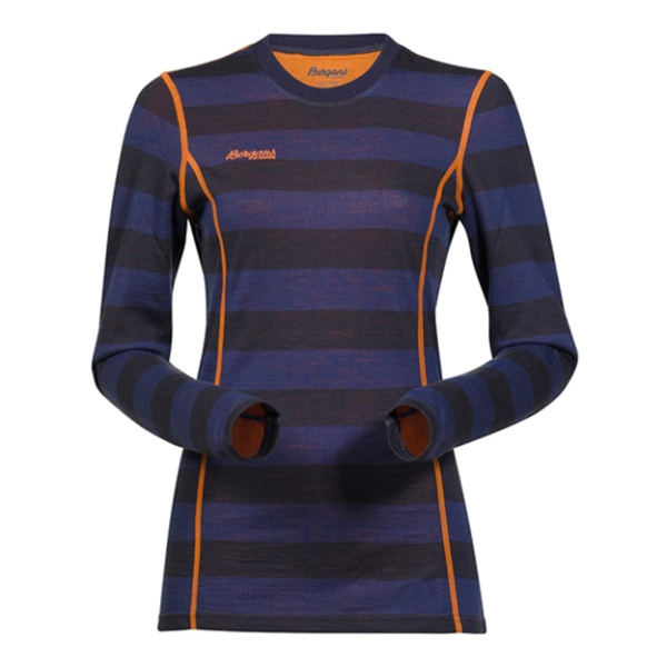 Футболка Bergans Akeleie Lady Shirt женская