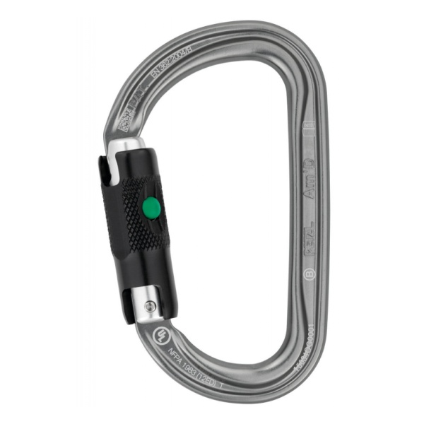Карабин Petzl Petzl Am'D Ball-Lock