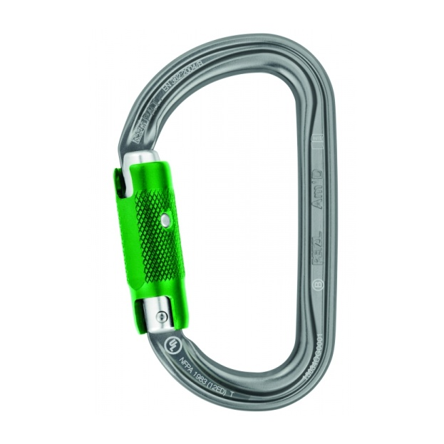 Карабин Petzl Petzl Am'D Pin-Lock