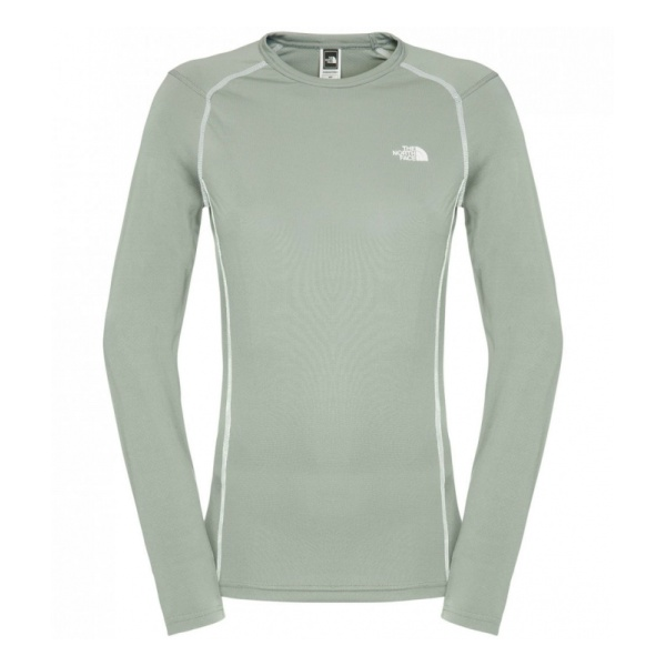 Купить Футболка The North Face Warm Long Sleeve Crew Neck женская