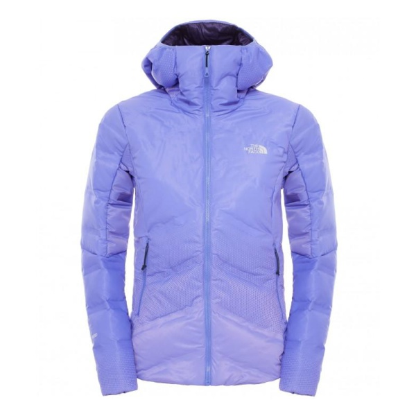 Куртка The North Face The North Face Fuseform Dot Matrix Hooded Down женская the dot