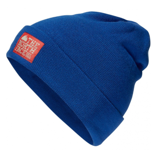 Шапка The North Face The North Face Dock Worker Beanie синий OS шапка the north face the north face the blues beanie темно серый os