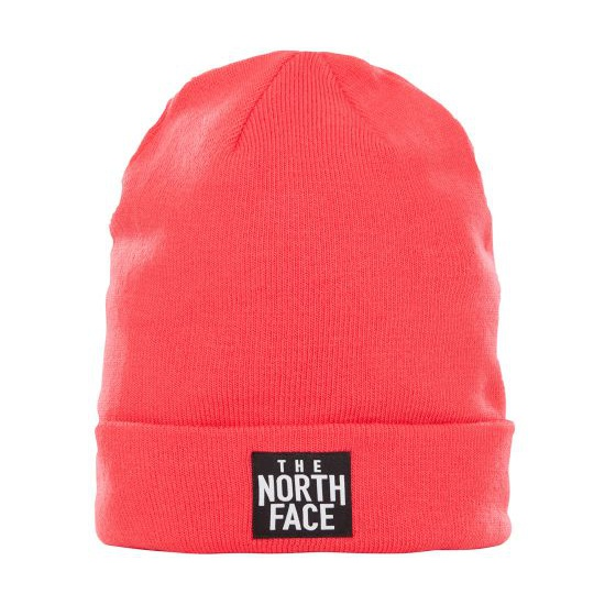 Шапка The North Face The North Face Dock Worker Beanie темно-розовый ONE* шапка the north face the north face nanny knit beanie разноцветный os