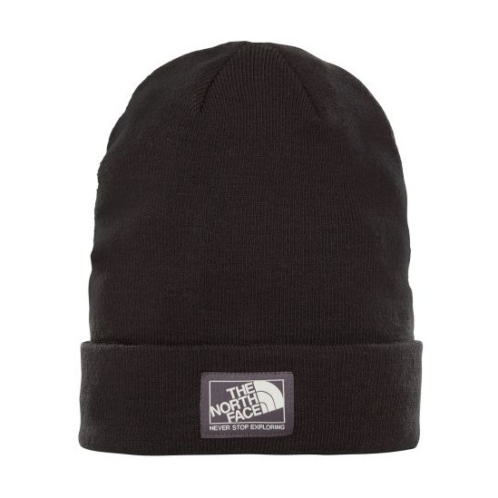 Шапка The North Face The North Face Dock Worker Beanie черный ONE шапка the north face the north face ski tuke v черный l