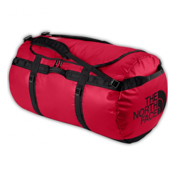 Баул The North Face Base Camp Duffel XXL красный 150л