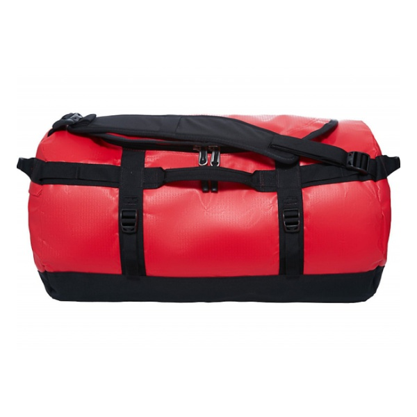Баул The North Face Bace Camp Duffel S красный 50л