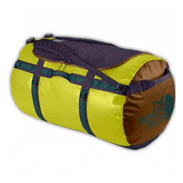 Баул The North Face The North Face Bace Camp Duffel S желтый 50Л баул the north face the north face base camp duffel s 50л