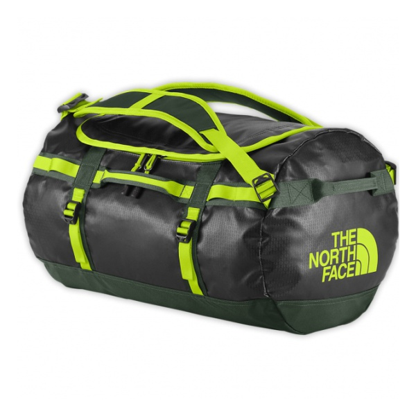 Баул The North Face Bace Camp Duffel S черный 50