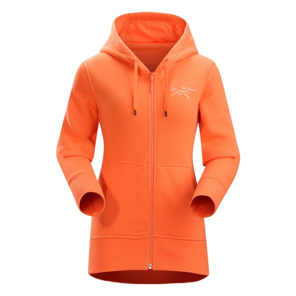 Толстовка Arcteryx Dollarton Full Zip Hoody женская