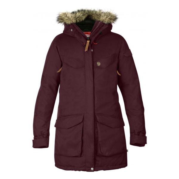 Куртка FjallRaven Nuuk Parka женская