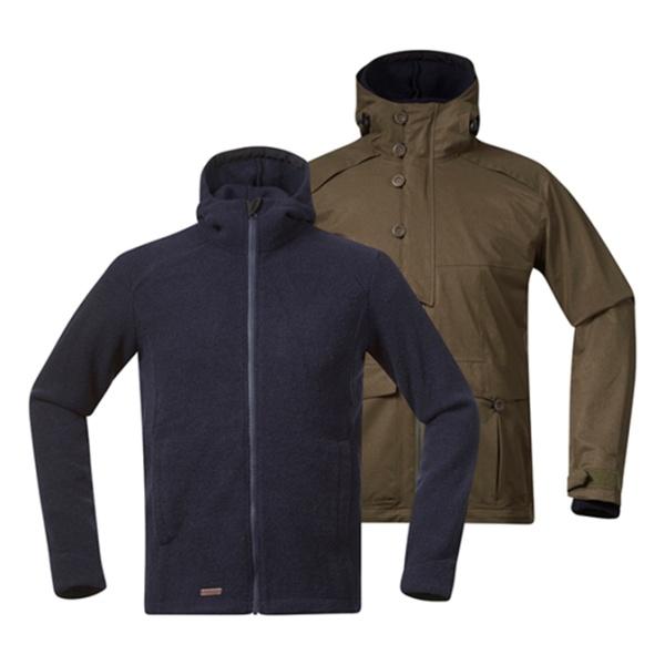 Куртка Bergans Bierke 3In1