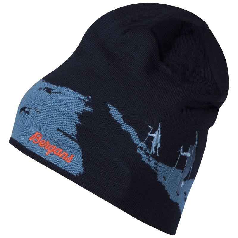 Фото - Шапка Bergans Bergans Ski синий 58 рюкзак bergans hugger 30
