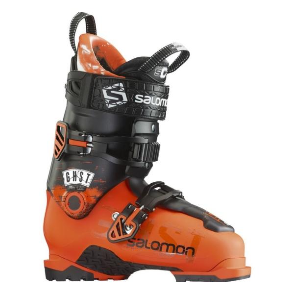 Горнолыжные ботинки Salomon Salomon Ghost Max 130 сумка для ботинок salomon salomon extend max gearbag черный