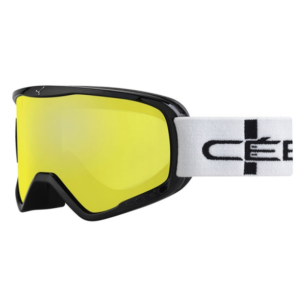 Горнолыжная маска Cebe Striker L черный L