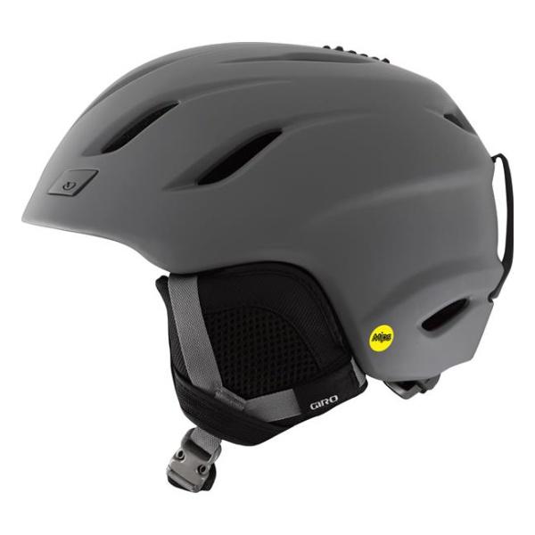 Фото - Горнолыжный шлем Giro Giro Nine Mips серый S(52/55.5CM) шлем горнолыжный giro nine 7093766 серый размер xl 62 65