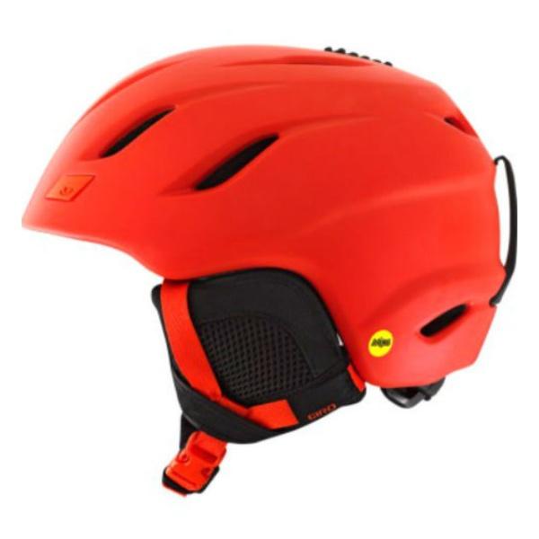 Горнолыжный шлем Giro Nine Mips красный M(55.5/59CM)