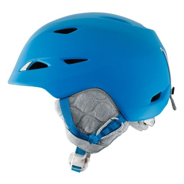 Горнолыжный шлем Giro Lure женский синий M(55.5/59CM)