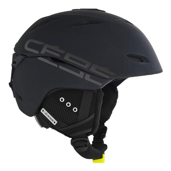 Горнолыжный шлем Cebe Atmosphere Deluxe черный 52/55