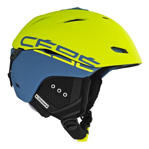 Горнолыжный шлем Cebe Atmosphere Deluxe зеленый 58/61+