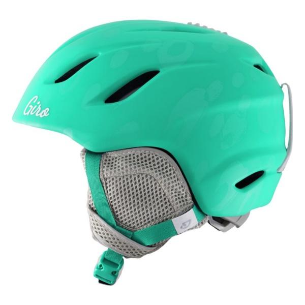 Горнолыжный шлем Giro Giro Nine Jr Юниор голубой S(52/55.5CM)