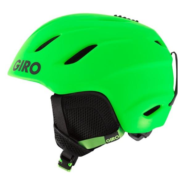 Горнолыжный шлем Giro Nine JR юниор зеленый M(55.5/59CM)