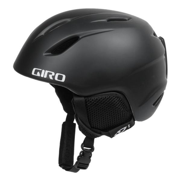 Giro Launch детский черный M/L(52/55.5CM)