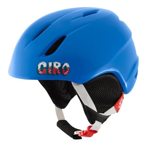 Горнолыжный шлем Giro Launch детский голубой XS(48.5/52CM)
