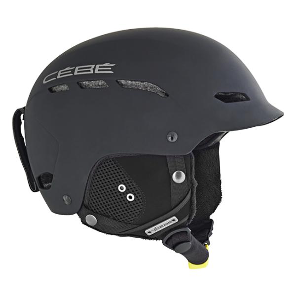 Горнолыжный шлем Cebe Dusk черный 52/55