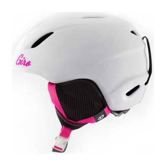 Горнолыжный шлем Giro Giro Launch детский белый S(52/55.5CM)