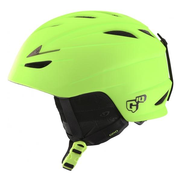 Горнолыжный шлем Giro G10 светло-желтый L(59/62.5CM)