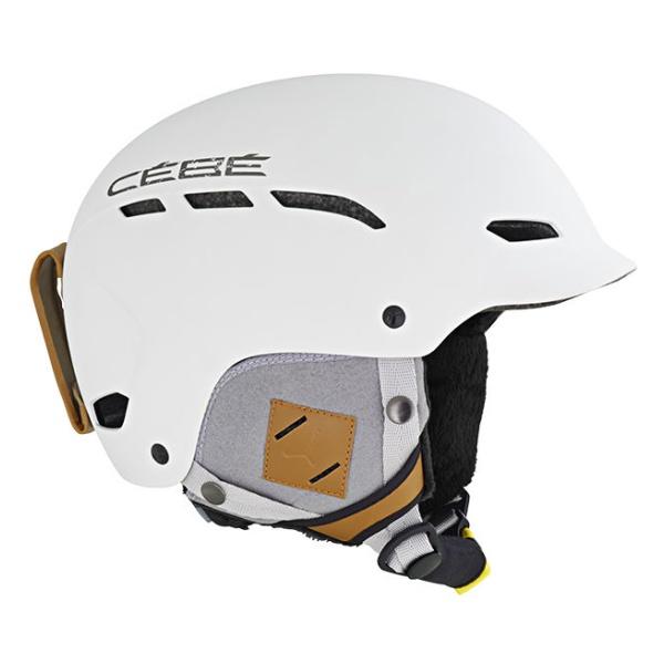 Горнолыжный шлем Cebe Dusk белый 55/58