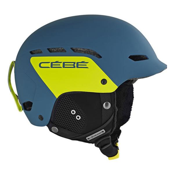 Горнолыжный шлем Cebe Dusk синий 52/55