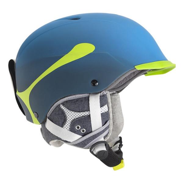 Горнолыжный шлем Cebe Cebe Contest Visor Pro голубой 53/57