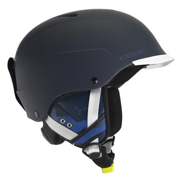 Горнолыжный шлем Cebe Cebe Contest Visor синий 62/64 шлем горнолыжный head vico black