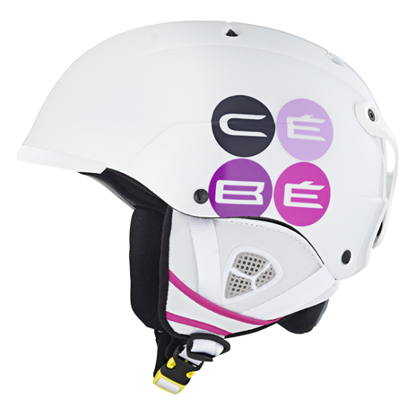 Горнолыжный шлем Cebe Cebe Contest Visor белый 55/58