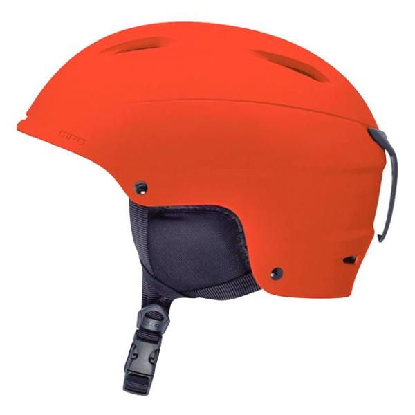 Горнолыжный шлем Giro Giro Bevel красный L(59/62.5CM) велосипедний шлем giro 16 reverb mtb матовый титан синий размер l gi7067246