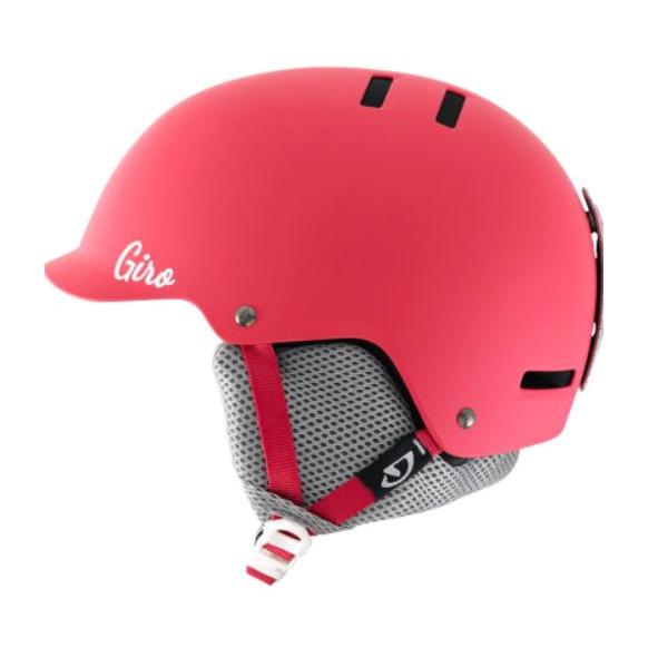 Горнолыжный шлем Giro Giro Vault Юниор темно-розовый M(55.5/59CM) горнолыжный шлем giro giro ledge красный m 55 5 59cm