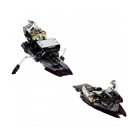 Крепления ски-тур DYNAFIT Dynafit Tlt Radical Ft 2 105 mm черный 105мм ft 30 sensor mr li