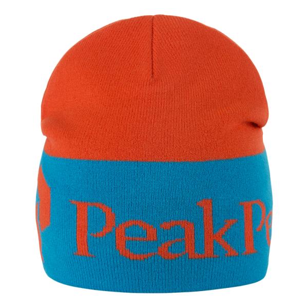 Шапка Peak Performance PP Hat 2 красный ONE