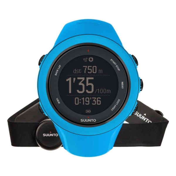 Часы Suunto Ambit 3 Sport HR синий часы suunto suunto ambit 3 vertical hr синий