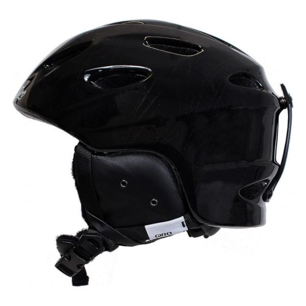 Горнолыжный шлем Giro Ember женский черный S(52/55.5CM)