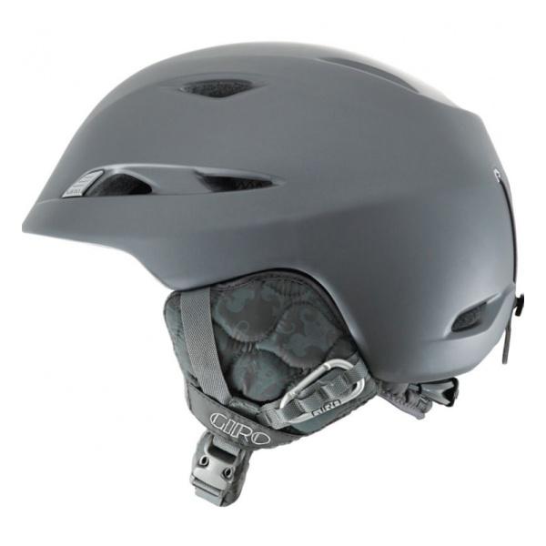 Горнолыжный шлем Giro Ember женский серый S(52/55.5CM)