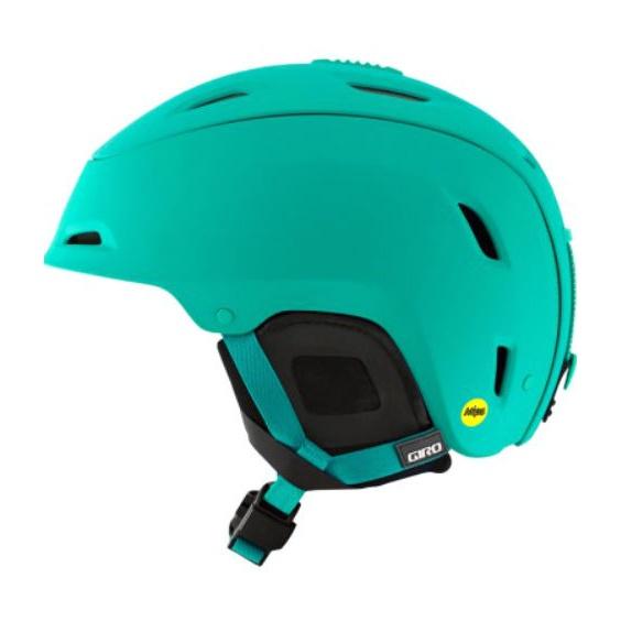 Горнолыжный шлем Giro Giro Range голубой S(52/55.5CM)