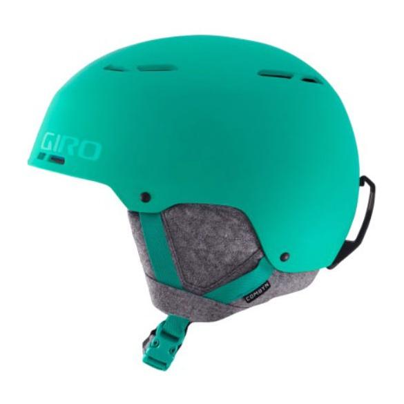 Горнолыжный шлем Giro Combyn голубой S(52/55.5CM)