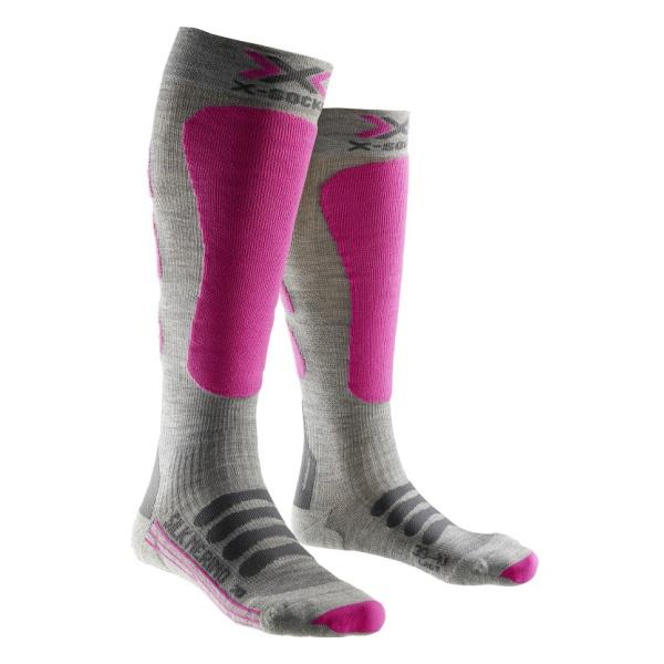 Носки X-Socks Ski Silk-Merino женские