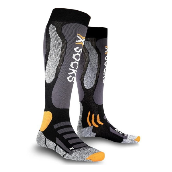 Носки X-Socks X-Bionic Ski Touring Silver Sinofit Technology 2017new full set taekwondo protectors karate shin guard arm protector helmet body chest protector groin crotch protective guards