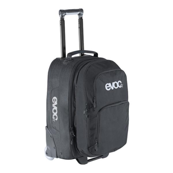 Сумка на колесах EVOC Evoc Terminal Bag черный M(56X38X20+15CM) nyx big